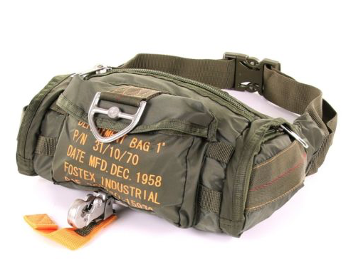Military hip bag by Fostex