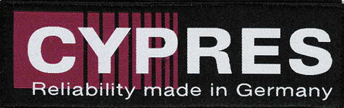Label racing style 001 CYPRES